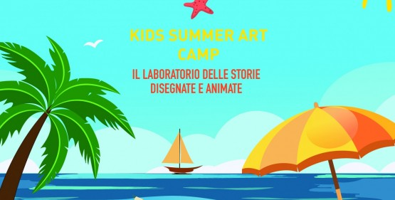 KIDS SUMMER ART CAMP