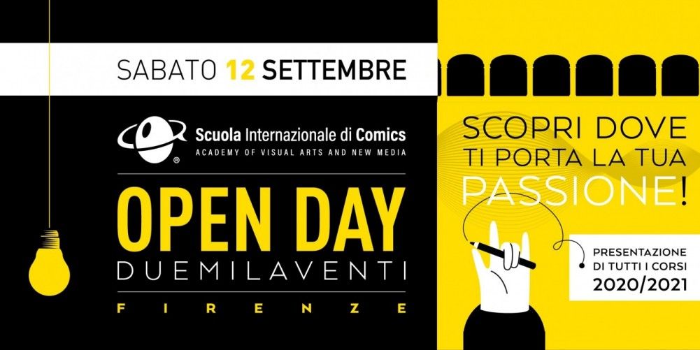 OPEN DAY 12/09