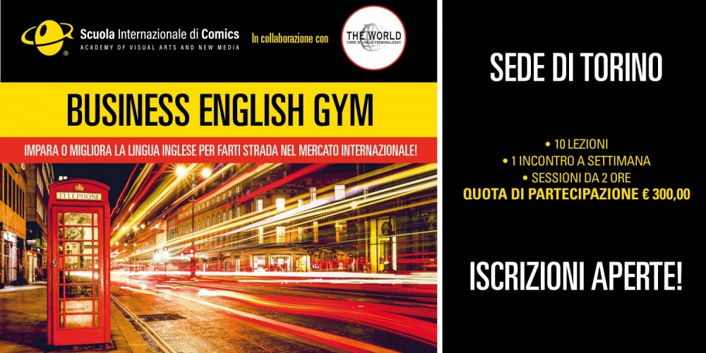 BUSINESS ENGLISH GYM